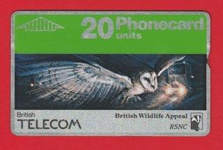 WIELKA BRYTANIA fauna ptak sowa / 046F доставка товаров из Польши и Allegro на русском