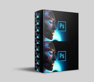Онлайн-курс Adobe Photoshop CC 2020 Учебник доставка товаров из Польши и Allegro на русском