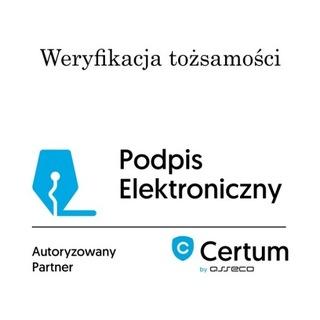 Weryfikacja tożsamości użytkownika podpisu Certum доставка товаров из Польши и Allegro на русском