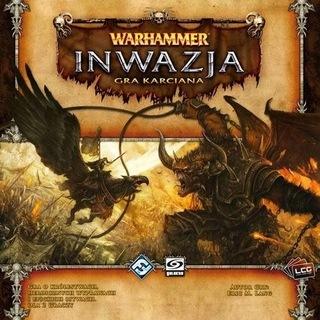 Warhammer Invasion Core Set (стартовый)  доставка товаров из Польши и Allegro на русском