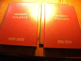 Monety 2 zł okoliczn w 2 klaserach. Lata 1996-2004 доставка товаров из Польши и Allegro на русском