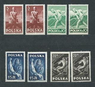Fi 437-440** набор чистых визга и описания от 1 злотых доставка товаров из Польши и Allegro на русском