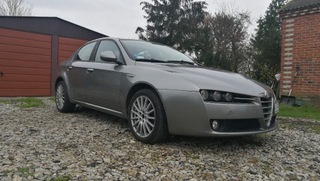 Alfa Romeo 159 1.9 JTDm 2006r. доставка товаров из Польши и Allegro на русском
