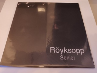 ROYKSOPP - SENIOR LP 12'' доставка товаров из Польши и Allegro на русском
