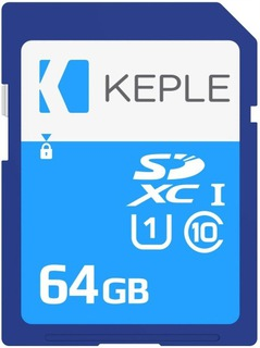 Karta pamięci SD 64GB Keple Szybkie łącze 4K доставка товаров из Польши и Allegro на русском
