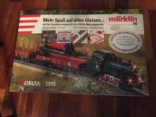 Старая канатная дорога MARKLIN ДЕЛЬТА 2915 +доставка доставка товаров из Польши и Allegro на русском