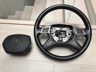 Kierownica z poduszką Mercedes GL/ML W166 AMG доставка товаров из Польши и Allegro на русском