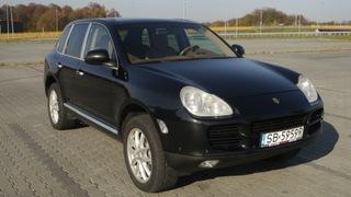 Porsche Cayenne, stan jak nowy, bez pneumatyki ! доставка товаров из Польши и Allegro на русском