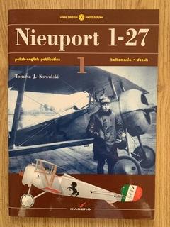Nieuport 1-27 Kagero kalkomania  доставка товаров из Польши и Allegro на русском