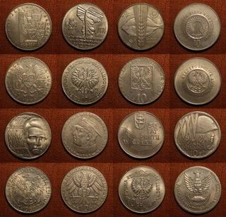 stary PRL - monety 1967-1972 доставка товаров из Польши и Allegro на русском