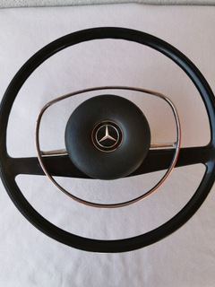 MERCEDES kierownica W108 W110 W114  доставка товаров из Польши и Allegro на русском