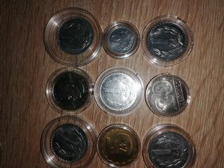 Набор монетных дворов Польской Народной Республики, состояние 1 доставка товаров из Польши и Allegro на русском