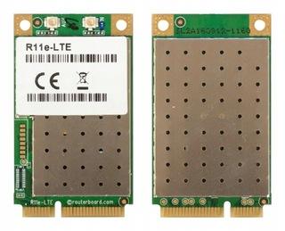 karta sieciowa miniPCI-e MikroTik R11e-LTE 4G/LTE доставка товаров из Польши и Allegro на русском
