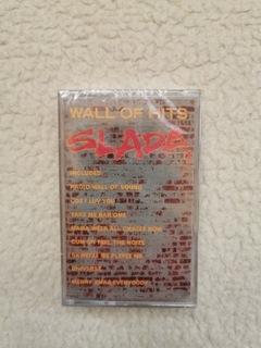 Kaseta Slade Wall of Hits *FOLIA* доставка товаров из Польши и Allegro на русском