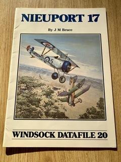 Nieuport 17 Windsock Datafile 20 доставка товаров из Польши и Allegro на русском