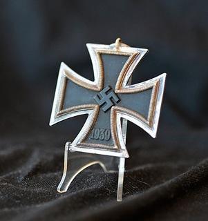 Железный крест II 1939 - Вальтер и Генлейн, Габлонц.  доставка товаров из Польши и Allegro на русском