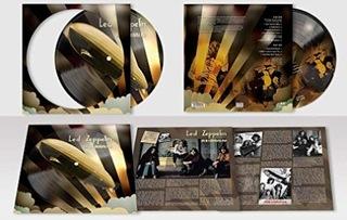 Led Zeppelin Live Scandinavia 1969 Picture Disc  доставка товаров из Польши и Allegro на русском