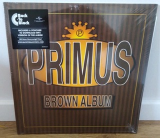 PRIMUS - Brown Album, 2 LP доставка товаров из Польши и Allegro на русском
