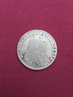 1/6 Talara Fryderyk August III 1763 доставка товаров из Польши и Allegro на русском