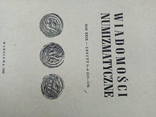 Wiadomości numizmatyczne  доставка товаров из Польши и Allegro на русском