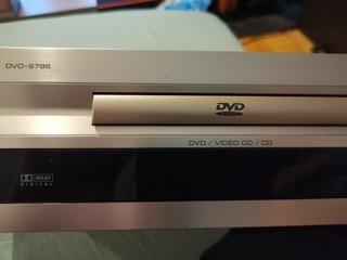 Dvd Yamaha s796 srebrny доставка товаров из Польши и Allegro на русском