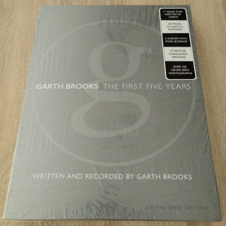 Garth Brooks The Anthology Pt. 1 - 5 CD Limited Ed доставка товаров из Польши и Allegro на русском