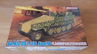 Sd.Kfz.251/16 Ausf.D flammpanzerwagen Dragon доставка товаров из Польши и Allegro на русском