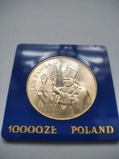 Jan Paweł II 1987 rok  доставка товаров из Польши и Allegro на русском
