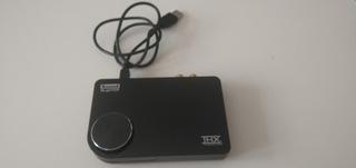 Zewnętrzna karta dźwiękowa USB Creativa Sound Blas доставка товаров из Польши и Allegro на русском