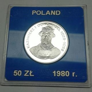 50 zł Lustrzanka 1980 r. Odnowiciel PRL доставка товаров из Польши и Allegro на русском