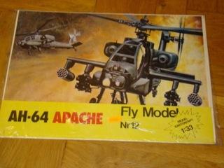 Fly Model AH-64 APACHE доставка товаров из Польши и Allegro на русском