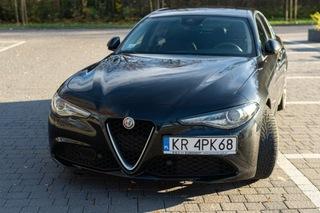 Alfa Romeo Giulia 2.2 JTDm Super 180 KM  доставка товаров из Польши и Allegro на русском