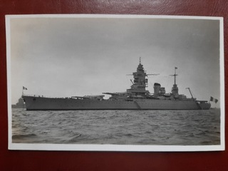 DUNKERQUE francuski pancernik II WŚ доставка товаров из Польши и Allegro на русском