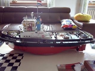 Smit Nederland Billing Boats Буксир rc доставка товаров из Польши и Allegro на русском