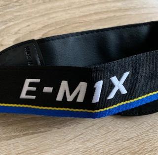 Оригинальный ремень Olympus E-M1X доставка товаров из Польши и Allegro на русском