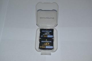 Karty pamięci XD OLYMPUS M+2GB oraz 512MB доставка товаров из Польши и Allegro на русском