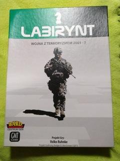Лабиринт - Война с терроризмом 2001 -?  доставка товаров из Польши и Allegro на русском