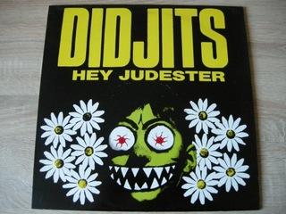 DIDJITS - HEY JUDESTER - LP доставка товаров из Польши и Allegro на русском