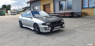 Subaru Impreza GT 2000r. 2,0 доставка товаров из Польши и Allegro на русском