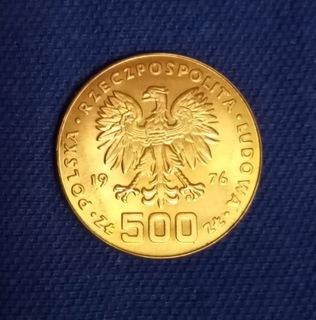 500 zł 1976 Tadeusz Kościuszko доставка товаров из Польши и Allegro на русском