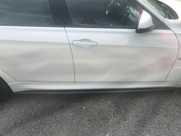 BMW M3 M4 F82 ПОРОГИ ЛИСТВА POD ПОРОГ CARBON 100%
