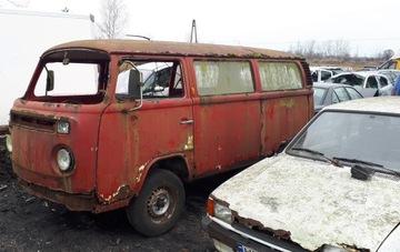 VW T2 ЗАПЧАСТИ СТЕКЛО ДВЕРЬ BOCZNE ORYGINALNE