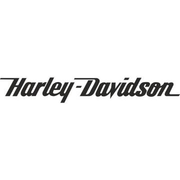 HARLEY DAVIDSON - НАКЛЕЙКА - 10 X 1,4 CM