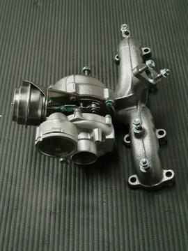 Turbo PASSAT B6 GOLF V 2.0 TDI 140 KM BKD BKP