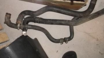 rury gumowe VW B4 1,9 TD
