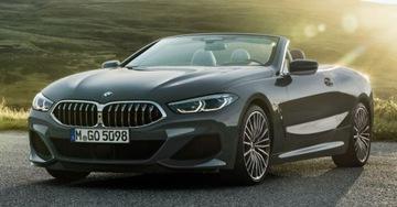 СТЕКЛО ЛОБОВОЕ BMW '8 G14