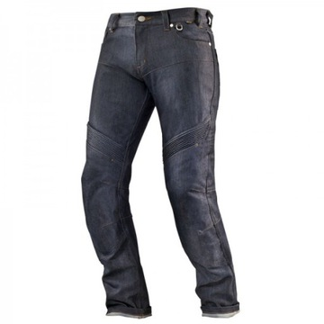 SHIMA GRAVITY BLUE 34 Spodnie motocyklowe GRATISY