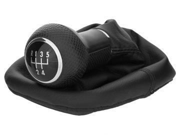 ручка переключения передач + сильфон для vw golf iv 4 bora