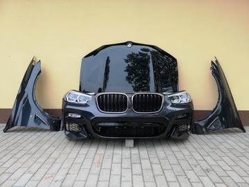 КАПОТ КРЫЛО БАМПЕР ФАРА РАДИАТОР BMW X3 G01