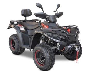 CALY NA CZESCI WSZYSTKIE LINHAI 500 ATV 400